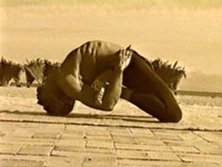 Hathayogasana1 - shot from the film